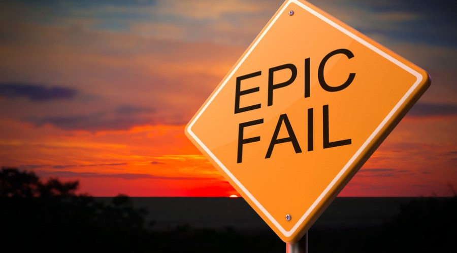 Could Your Epic Fail Go Viral?